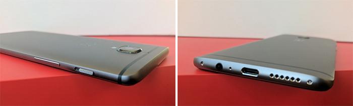 OnePlus 3/3T full metal unibody